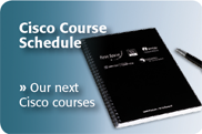 Our next Cisco Courses
